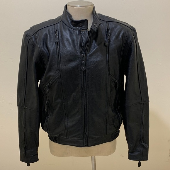 First Gear Other - First Gear Classic Leather Jacket